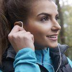słuchawki douszne, słuchawki do małych uszu, słuchawki do sportu