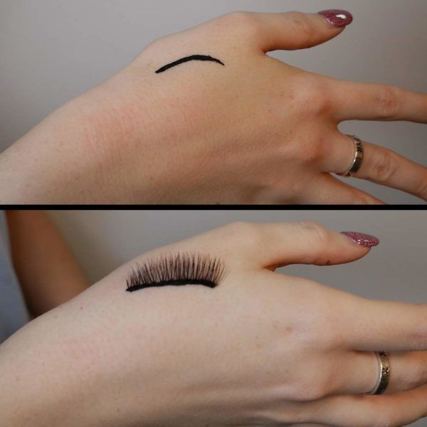 eyeliner magnetyczny, rzęsy magnetyczne, rzęsy na magnez